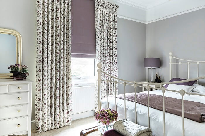 Paul James Blinds - Development of curtains in the UK