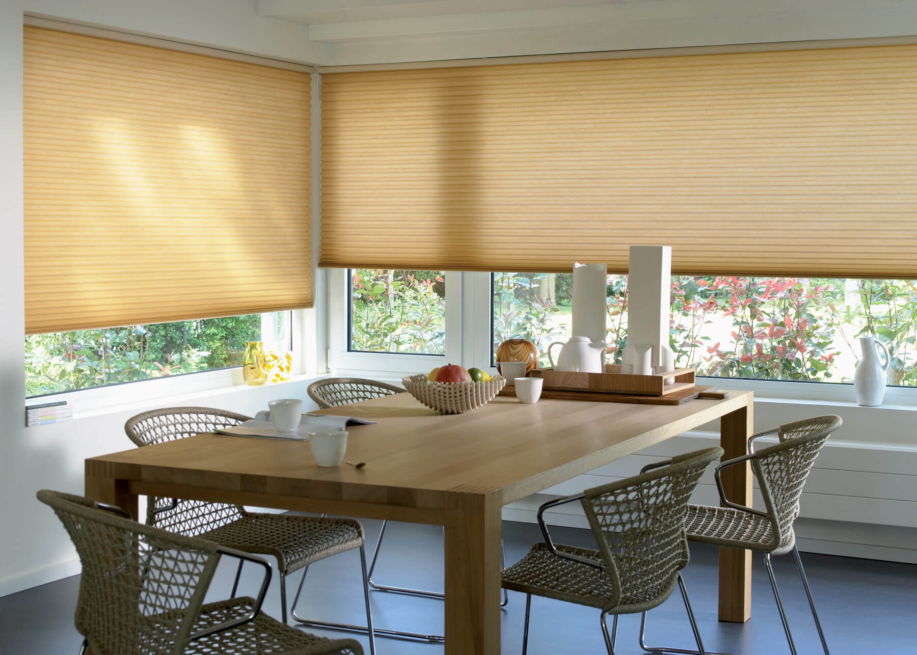 Duette Blinds Supply Fitting All Colours Styles Paul James Blinds