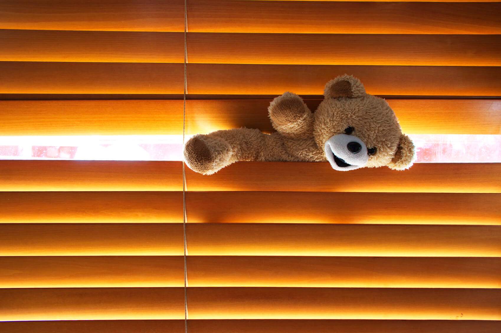 Blinds for children's rooms - Paul James Blinds